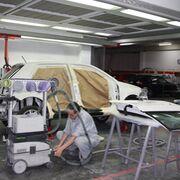 Atreve advierte del déficit de profesionales de la carrocería en A Coruña