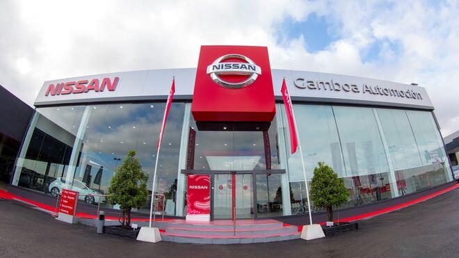 Nissan incorpora su nuevo 'retail concept' a todos los concesionarios