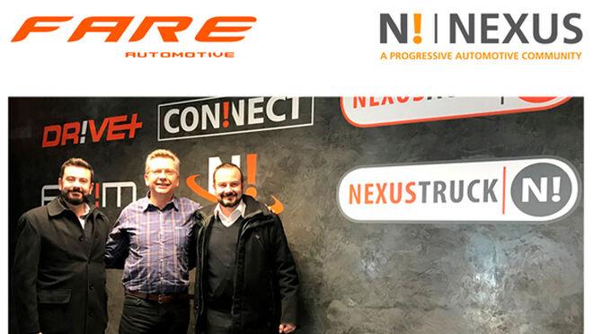 Fare se incorpora como proveedor a Nexus Internacional