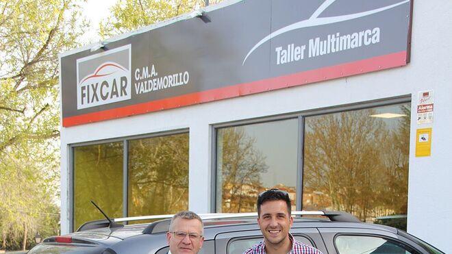 Nuevo taller multimarca Fixcar en Valdemorillo (Madrid)