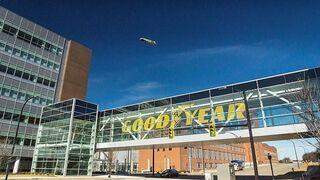 Goodyear reduce hasta el 55% su beneficio en el primer trimestre del año