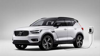 El 50% de las ventas de Volvo Cars para 2025 será de eléctricos