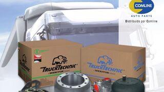 Gama de productos con la marca Trucktechnic