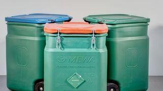 Precauciones contra incendios en el desechado de los paños de limpieza