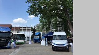 Iveco presenta su gama de vehículos de gas natural