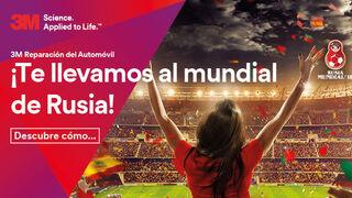 Último día de la campaña de 3M para asistir al Mundial de Rusia