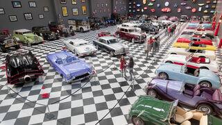 Standox participa en la reproducción de colores antiguos de vehículos para el KEY Museum