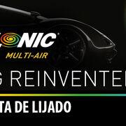 Norton Cyclonic le gana el pulso al tiempo con el sistema de lijado todo en uno