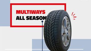 Safame presenta el nuevo neumático 'all season' de Lassa