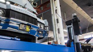 Cómo trabajan los talleres de coches de lujo
