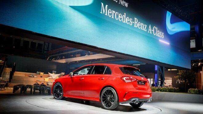 Bridgestone Turanza T005 equipará el Clase A de Mercedes-Benz