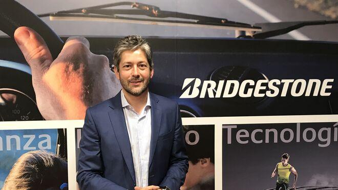 José Enrique González, nuevo director general de Bridgestone España y Portugal