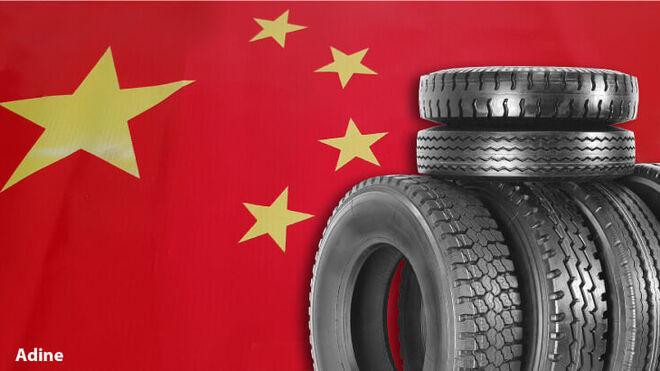 La UE adopta un derecho antidumping sobre importaciones de neumáticos de China