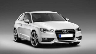 Audi revisa el conmutador electromagnético del motor de arranque del A3