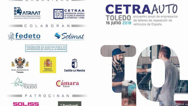 Competencia desleal y la problemática taller-aseguradora en Cetraauto 2018