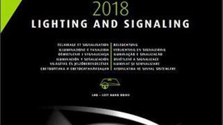 Valeo edita nuevo catálogo 2018 de iluminación para turismos