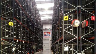 Grupo Soledad duplica su capacidad de almacenaje