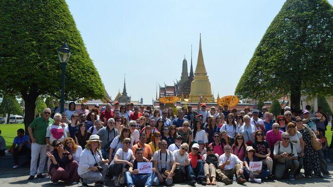 Recambios Colón celebra en Tailandia su viaje de incentivos 2018