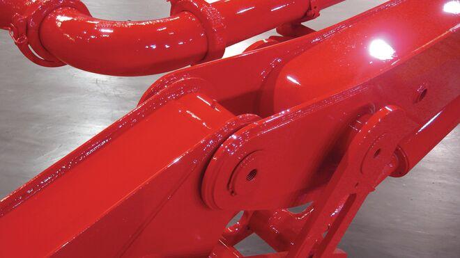 Spies Hecker ofrece un sistema de pintado para aplicaciones industriales