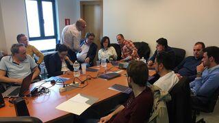 Standox imparte un curso de formación a doce talleres