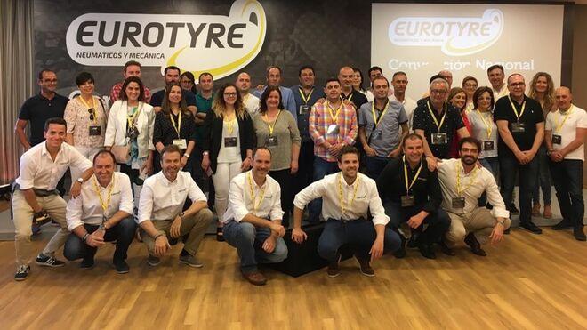 Eurotyre celebra su primera convención española de la era ContiTrade