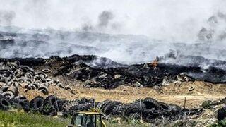 El incendio de Seseña, un revulsivo para implantar mejoras en la gestión de residuos
