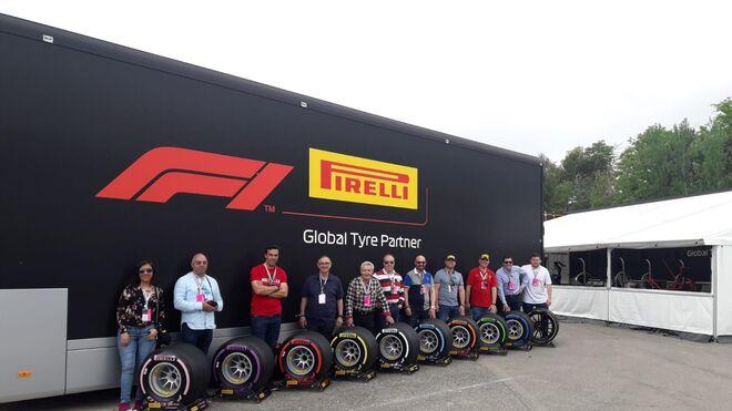 Driver lleva a 19 socios al Gran Premio de España de Fórmula 1