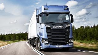Scania pone en marcha una nueva campaña de cambio de parabrisas