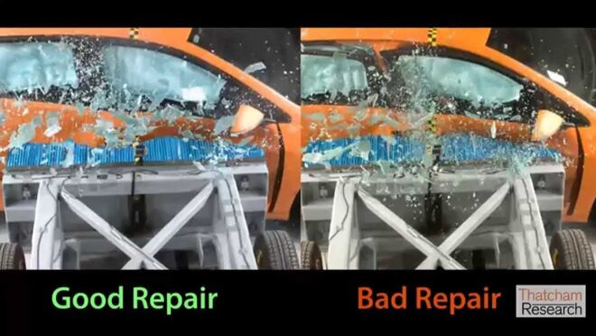 Las reparaciones profesionales salvan vidas