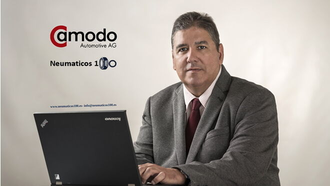 Carlos Remacha, nuevo director para España de Neumáticos 100