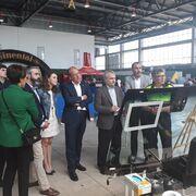 Carglass presenta su nueva herramienta ART para reparar impactos