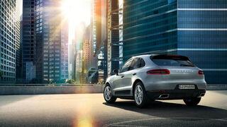 Alemania llama a revisión a 60.000 Porsche Macan y Cayenne