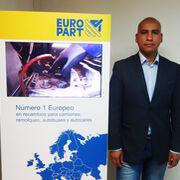 José Navarro, nuevo director general de Europart en España