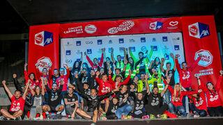 Málaga celebra la primera carrera Ponle Freno de 2018