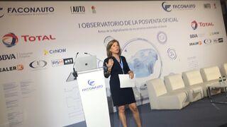 Marta Blázquez, vicepresidenta ejecutiva de Faconauto