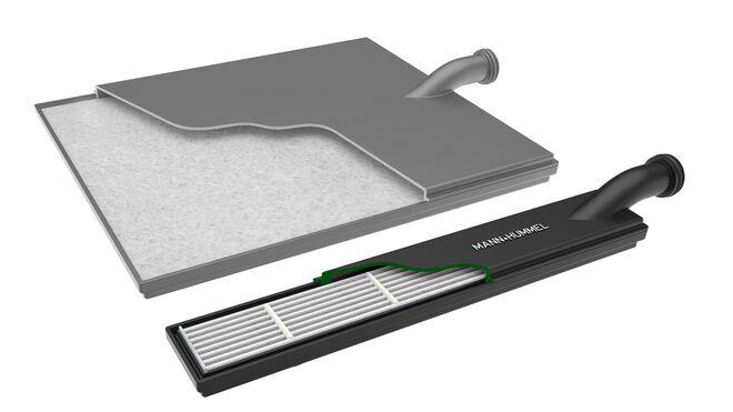 Mann+Hummel desarrolla filtros específicos para e-axle