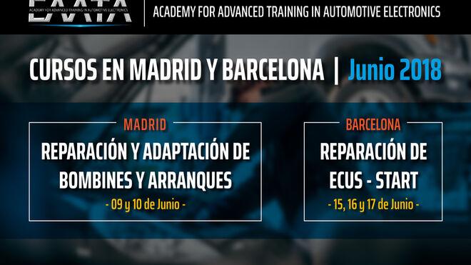 EAATA convoca dos nuevos cursos para junio