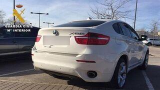 Detenido por presunto fraude en la compra de vehículos de alta gama