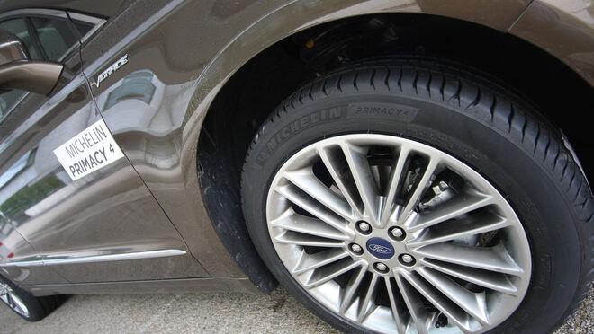 Michelin renueva su gama para turismos con Primacy 4
