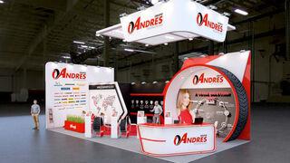 Grupo Andrés crece en exportaciones