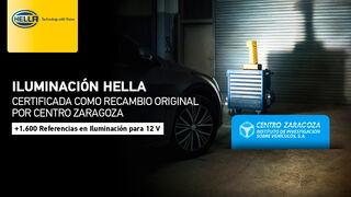 """La línea de iluminación de Hella, """"Recambio Original"""" por Centro Zaragoza"""