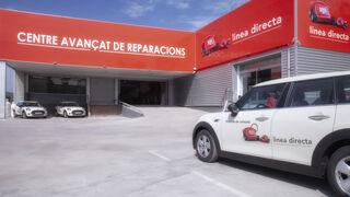 Línea Directa se gasta dos millones en un megataller en Barcelona