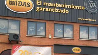 Midas abre un nuevo centro en San Fernando de Henares (Madrid)