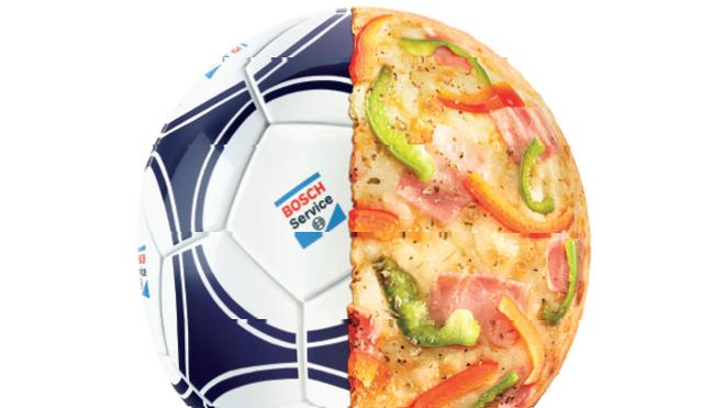 Bosch Car Service invita a pizza con cualquier operación de taller