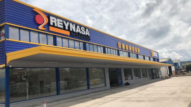 Reynasa estrena sede central