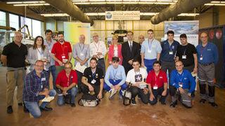 Centro Zaragoza participa en el 'XV Concurso Jóvenes Técnicos en Automoción'