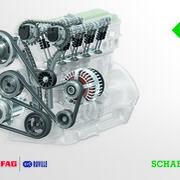 INA, el especialista en motor de Schaeffler