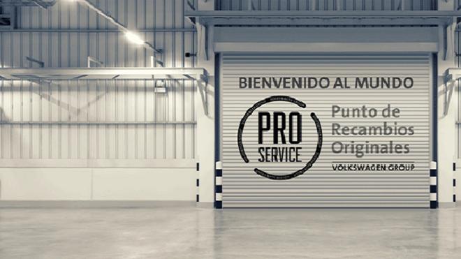 PRO Service incorpora el Grupo Huertas a su red de distribución