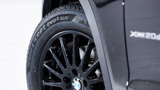 Hankook, equipo original del BMW X3 con neumáticos de verano e invierno