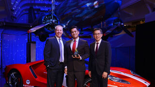 Ford premia a Pirelli en la 20ª edición de sus World Excellence Awards
